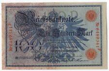 Papiergeld aus dem deutschen Reich (1874-1914)