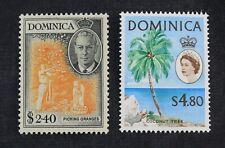 Ckstamps: Gb Stamps Collection Dominica Scott#136 Mint H Og #180 Nh Og