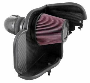 K&N KNN Engine Cold Air Intake Performance Kit Chevrolet Camaro, 63-3079