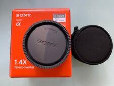 Sony 1.4X Teleconverter for Sony E Mount, SEL14TC