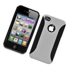 Fundas Para iPhone 4s de color principal negro para teléfonos móviles y PDAs