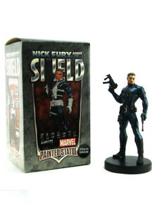 Bowen Designs Nick Fury Statue Stealth Version 299/300 Shield Marvel Sample New