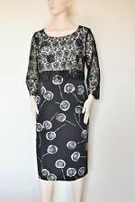 MARINA RINALDI by MAX MARA, Lace Dress, Size MR 29, 20W US, 50 DE, 58 IT