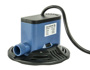 350 GPH Above Ground Swimming Pool Winter Cover Pump - Includes 25' ft Cord