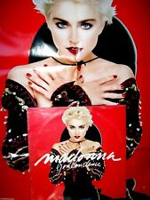 MADONNA You can Dance LP 1987 ITALY MINT- + POSTER