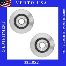 Front Brake Rotors For Chevrolet Uplander  2006-2009 , Buick , Pontiac , Saturn