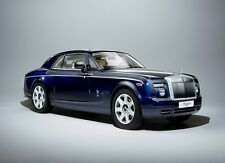 KYOSHO Rolls Royce Phantom Coupe Peacock Blue 1:18*Last One!