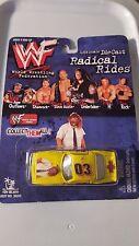 WWF WWE 1/64 Scale Radical Rides Mick Foley Mankind Die-Cast Car WCW ECW TNA !!!