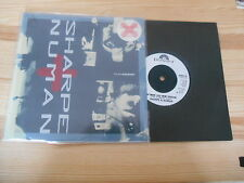 "7"" pop sharpe + Numan-I 'm on Automatic (2 chanson) signifiant Ltd edit: poster Bag"