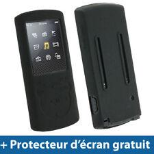 Étuis, housses et coques noirs pour lecteur MP3 Sony