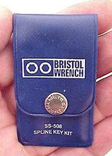 BRISTOL wrenches - Stereo Realist Revere camera repair