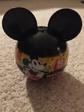 Mickey Mouse Mini Just Play 90 Years Of Magic Rare Gold Mystery Blind