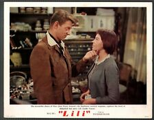 Lili-Lobby Card-1952-Leslie Caron-Jean Pierre Aumont