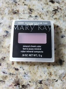 Mary Kay Mineral Cheek Color/Blush Cherry Blossom NIB-Discontinued! Full Size