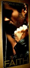 80s Longbox George Michael FAITH CD Long Box USA WHAM! 1987 Father Figure Monkey
