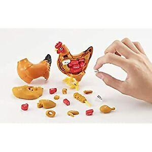 Megahouse Yakitori Grilled Chicken Bird Puzzle 3D Puzzle Roast Chicken