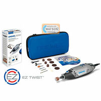 DREMEL Multi Rotary Power Tool 3000-15 EZ Series Drill Multitool + Accessories
