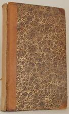 1818 HISTOIRE ABREGEE DES TRAITES DE PAIX ENTRE PUISSANCES L'EUROPE Cuir