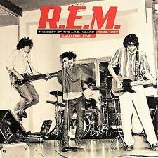 R.E.M. - THE BEST OF THE I.R.S. YEARS:1982-1987 (2006 I.R.S./CAPITOL CD)