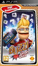 Buzz Gran Quiz  PSP  nuovo!!!