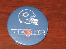 CHICAGO BEARS-, NFL COLLECTORS BUTTON
