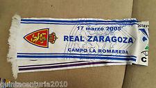 BUFANDA REAL ZARAGOZA AUSTRIA DE VIENA 2005
