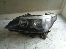 BMW 5 SERIES E61 HEADLIGHT N/S PASSENGER SIDE 2005