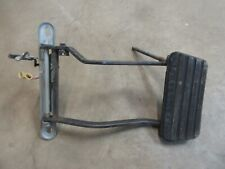 1957 Cadillac Deville interior power brake foot pedal assembly arm hot rod parts