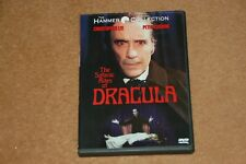 HAMMER'S THE SATANIC RITES OF DRACULA (1973) - ANCHOR BAY'S REGION 1 DVD