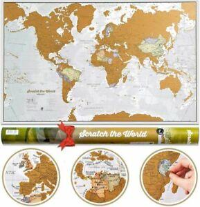 Cartina Mondo Online.Poster Cartina Mondo Acquisti Online Su Ebay