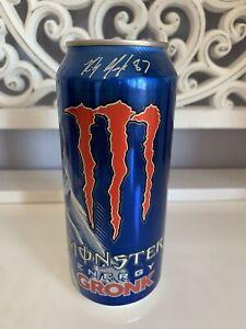 Monster Energy Drink Monster Gronk USA Voll New Design NEU RAR Sammler