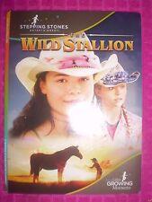 The Wild Stallion DVD STEPPING STONES ENTERTAINMENT MIRANDA COSGROVE - FAST SHIP