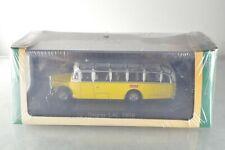 "JK509 Atlas/IXO 1:72 1959 Saurer L4C Bus ""PTT Poste Suisse"""