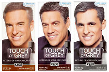 3x Just For Men Touch Of Grey Hair Colour Dye | All Shades | Free Delivery