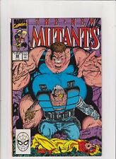New Mutants #88 VF+ 8.5 Marvel Comics 2nd Full Cable Rob Liefeld X-Men