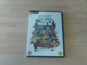 grand theft auto 3 & reservoir dogs        new&sealed
