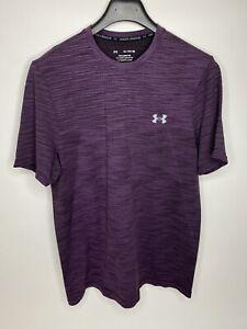 Men's Under Armour The Vanish Tee Athletic Shirt •Size XL *EUC