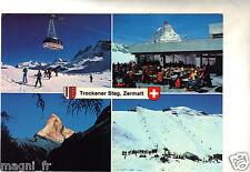 Suisse - Zermatt - Trockener Steg (H7552)
