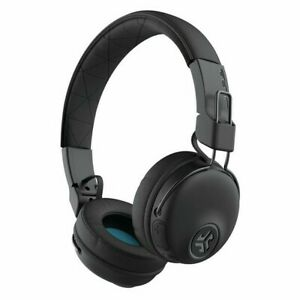 JLAB Studio On-Ear Wireless Headphones - Black