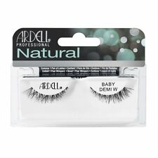 Ardell BABY DEMI WISPIES Black False Eyelashes - Premium Quality Fake Lashes!