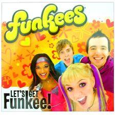 The Funkees Let's Get Funkee CD NEW