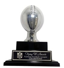 2 Tier Large Fantasy Football Ffl Perpetual Award 20 Years Top Of The Line Super