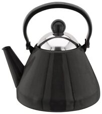 Stove Top Kettle Black 1.9 Litre Quality by Judge