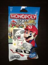 Nintendo Monopoly Gamer Power Pack Boo Character New in Package