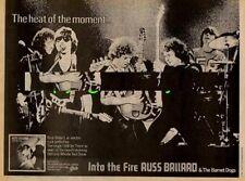 Russ Ballard Argent UK TV show Advert 1981 MM-DYIO