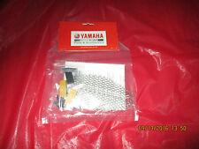 YAMAHA FZ09 MESH AIR SCOOP COVERS OEM 2014 14 1RC-F17B0-V0 Y140827Z NICE NEW