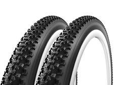 Pair of Vittoria Saguara 27.5 x 2.25 MTB Bike Bicycle Tire Folding 680g