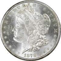 1878 CC Morgan Dollar BU Uncirculated Mint State 90% Silver $1 US Coin