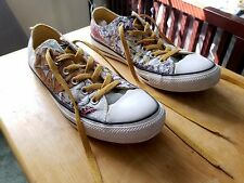 Converse All Star Green Day Dookie Sneakers Shoes Men's Size 7