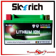 Batteria a Litio SKYRICH HJTX14H-FP per BMW R 1200 GS Adventure 2010 2011 2012